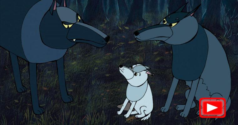 Почему волки на луну воют?